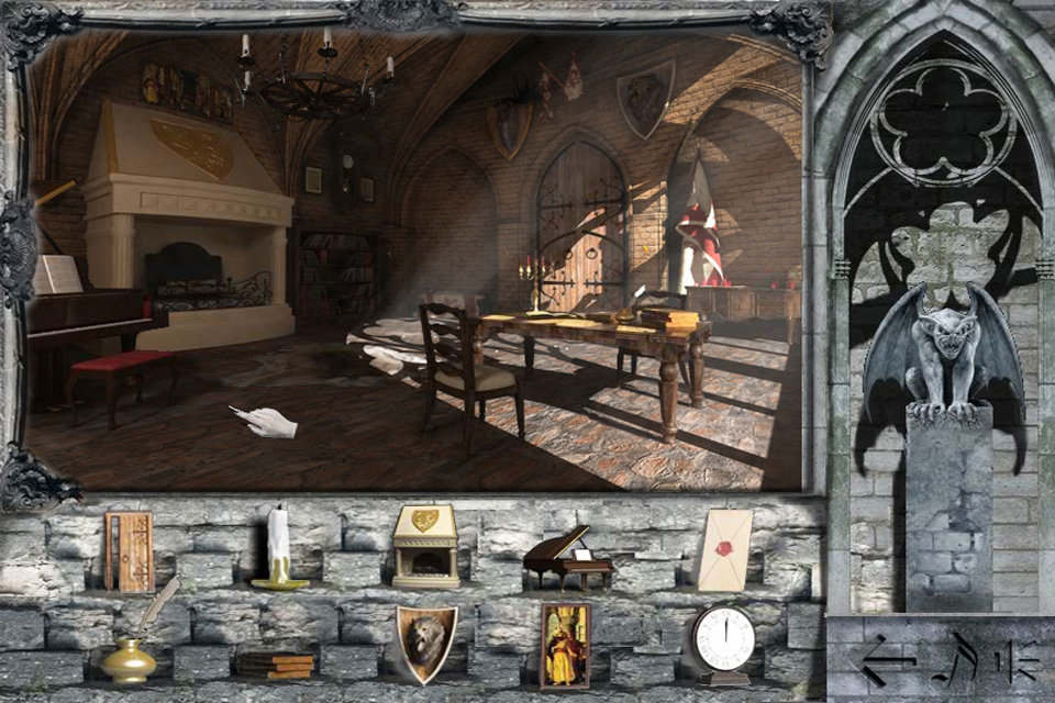 Screenshot Restore Dracula's Castle