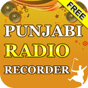 Punjabi Radio Recorder Free mobile app icon
